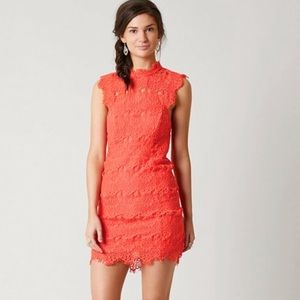 NWT FREE PEOPLE intimately daydream lace dress
